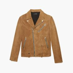 Blouson daim the kooples