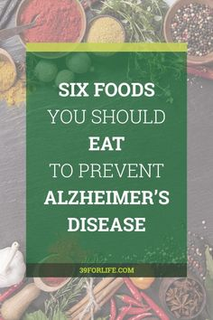 Add these six foods that prevent Alzheimer's disease to your shopping list. Healthy eating is one of the ways to combat memory disorders. Healthy Brain, Healthy Aging, Eat Healthy, Alzheimer's Prevention, Alzheimer's And Dementia, Dementia Care, Senior Fitness, Elderly Care, Medical Prescription