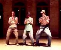 AMAZING body percussion video! Great for those older boys who think it isn't cool.... :-D