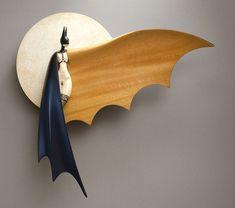 Surreal Wood Sculptures by John Morris Art + Graphics
