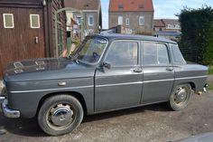 Pour ce mardi sur #BonjourLaVieille, une #Renault 8 #R8