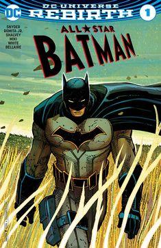 All-Star Batman #1 variant by John Romita Jr.