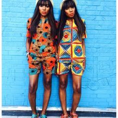 danielle-chantelle-dpipertwins ~Latest African Fashion, African Prints, African fashion styles, African clothing, Nigerian style, Ghanaian fashion, African women dresses, African Bags, African shoes, Nigerian fashion, Ankara, Kitenge, Aso okè, Kenté, brocade. ~DKK