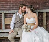 We Love Books - CK out this north Carolina Wedding for Under 10K