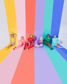 Pink Photography, Beauty Photography, Video Photography, Bingo, Stefan Sagmeister, Color Pop, People Poses, Rainbow Connection, Behance