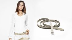 Belt it! by Sarah Pacini