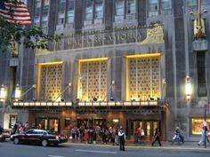 Hotelul Waldorf Astoria din New York.