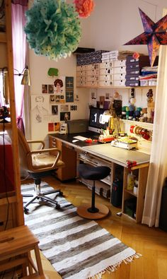 work space - www.iwantmore.pl - www.more4design.pl - www.mymarilynmonroe.blog.pl