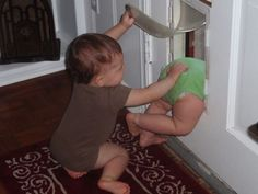 Babies With Bad Manners
