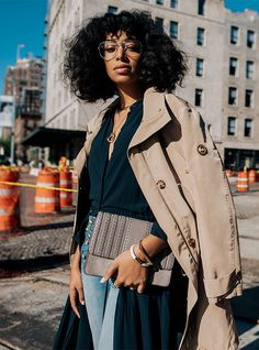 Solange Knowles in Michael Kors