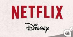 Netflix: in arrivo numerosi film Disney Marvel Pixar e LucasFilm [Video]