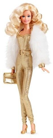 Barbie Collector Golden Dream Superstar Forever Collection Doll. Barbie Dolls. I'm an affiliate marketer. When you click on a link or buy from the retailer, I earn a commission.