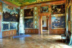 valtice castle interiors - Google Search