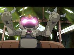 Pokemon Temporada 17 XY Capitulo 10: ¡Un Mega-Mega-Meowth de locos! I Es... Master Chief, Youtube, Fictional Characters, Art, Art Background, Kunst, Performing Arts, Fantasy Characters, Youtubers