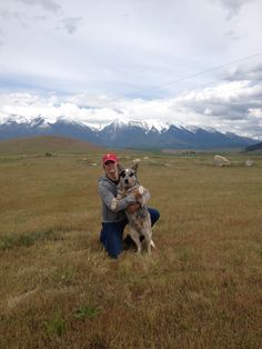 Flathead County, MT with Chug summer 2014 #distinctlymontana