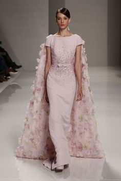 Georges Hobeika Couture SS15 Veil