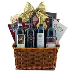 One of the best wine baskets I have seen