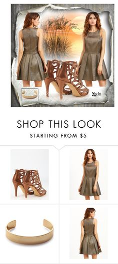 """""""SheIn #7/8"""" by s-o-polyvore ❤ liked on Polyvore"""