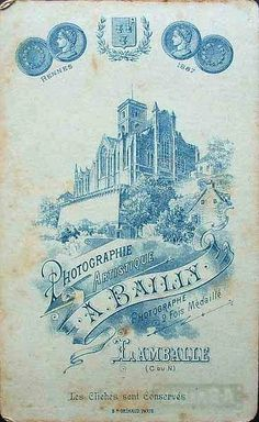 BAILLY - Lamballe, Côtes du Nord (= Côtes d'Armor)
