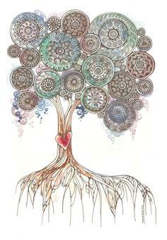 """""""Broken Tree"""" by PiqueStudios"""