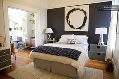 Instead of a hotel? :  Spacious Designer Flat, Mission Gem in San Francisco