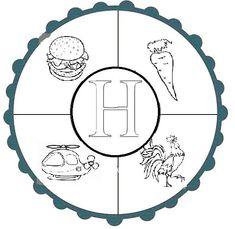 H HARFİ MANDALA Grade 1, Kindergarten, Mandala, Candle, Alphabet, Kindergartens, Preschool, Mandalas, Kindergarten Center Management