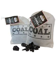 Candy coal for train party (get at Christmas for decorations)