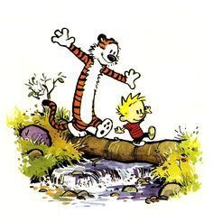 Calvin and Hobbes Bill Watterson