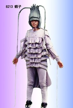 蝦子(成)(單一套)--全國舞蹈戲劇服裝