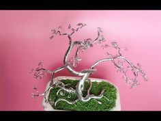 ABC TV | How To Make A Bonsai Tree From Copper Wire - Craft Tutorial #1