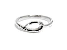 AMBRACE PT900 platinum ring simple design レディース リング 指輪 シンプル デザイン ピンキーリング プラチナ