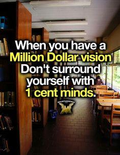 MILLIONAIRE MINDSET!