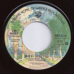 You Make Me Feel Like Dancing / Leo Sayer / on Billboard 1977 1970s Music, Old Music, Music Music, Old Records, Vinyl Records, Great Memories, Childhood Memories, Leo Sayer, Classic Album Covers