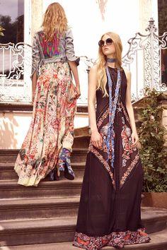Roberto Cavalli - Pre Spring/Summer 2017 Ready-To-Wear New York Fashion Week