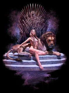 Dames of Thrones by Chris Wahl *