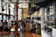 Gastrology - A Melbourne Food, Lifestyle and Travel Blog: Southgate Moveable Feasts: Bluetrain | La Camera | The Deck [14 June – 3 August] Melbourne Food, Australian Food, 14 June, Deck, Restaurant, Architecture, Lifestyle Blog, Travel, Places