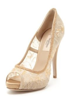I actually saw a pair of these at ross. Very pretty.