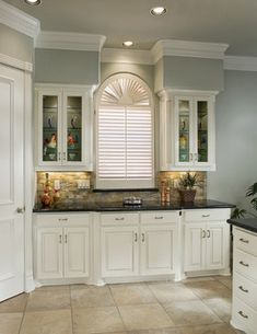 New Colors For Kitchens love my kitchen color!! sherwin williams silver strand. light blue