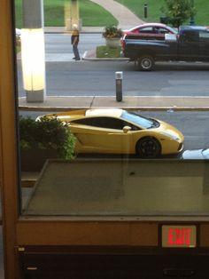 Lamborghini at Barnes-Jewish