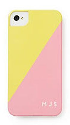 Color Block Phone or iPad Case