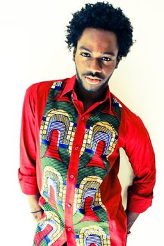 African Fashion Designer Mina Evans