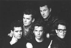 INXS....I loved their music!! Such a tragedy Michael Hutchence  took his own life..