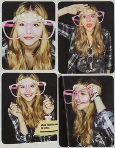 Chloe Grace Moretz- she's flawless.
