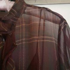 Ralph Lauren Blouse Beautiful and chic. 100% silk Ralph Lauren Tops Button Down Shirts