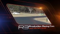 iRace Round 3 - Production Racing Cars Montage
