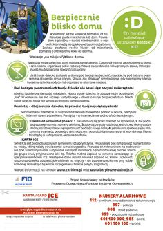 WYJAZDY= POWROTY - BEZPIECZNE WAKACJE - realizacja dotacji FIO Education, School, Strands, Onderwijs, Learning