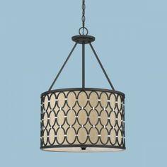 AF Lighting Cosmo 3-Lt Pendants Oil Rubbed Bronze #homedecor #design #interiordesign