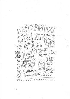 happy_ birthday | finelittlepaper