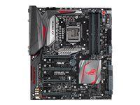 Asus Maximus VIII Extreme La Maximus VIII Extreme tiene todas las características y tecnologías posibles: una placa base con las mejores capacidades para gamers y overclockers y se adapta a cualquier terreno. Hecha para soportar Intel Skylake, en la Extreme podrás albergar hasta 64 GB de memoria RAM DDR4 con una velocidad de hasta 3866 MHz. Y si te adentras en el terreno del gaming encontrarás componentes como la tarjeta de red Intel I219-V,.