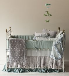 Bella Notte - Colors Seaglass, silvermist, pacific etc. Would be so sweet for a baby boy or girl!